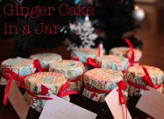 Jar Cake Gifts