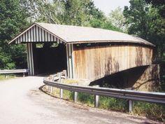 Colville, 120', 1877, rebuilt 2000, 17-09-03 across Hinkston Creek WNW of Millersburg, Bourbon County, KY.