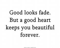 #good heart