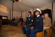 Read: Veterans Honored and Encouraged at the Billy Graham Library