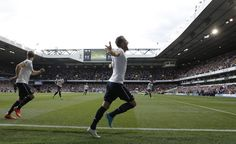 A lens on the Lane: the last matchday at Spurs' 118-year-old ground –  in pictures