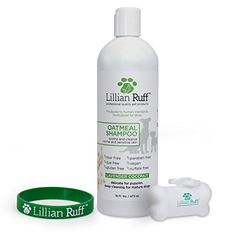 Soothing Lavender Coconut Oatmeal Shampoo for Pets by LILLIAN RUFF (16 oz.) -- Be sure to check out this helpful article.