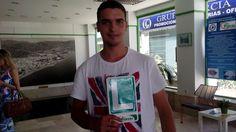 Vladislav cherevatov desde Marbella