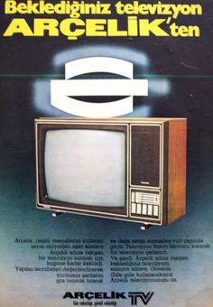 OĞUZ TOPOĞLU : beklediğiniz televizyon arçelik'ten 1975 nostaljik...