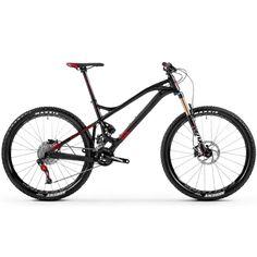"""Bicicleta montaña MONDRAKER Foxy Carbon 27.5"""" Carbon / Red · Motocard"""