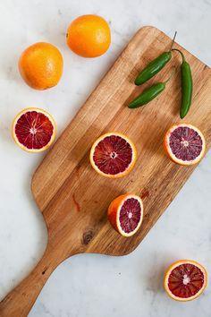 Blood Orange Chili Juice / blog.jchongstudio.com