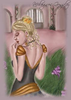 Ilustración técnica tradicional http://ilustracionmilagrosgonzalez.com
