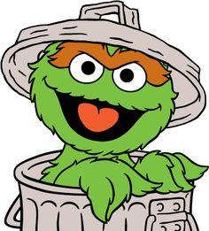 89 Best Oscar Images Oscar The Grouch Sesame Street