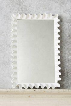 Shell's Edge Mirror