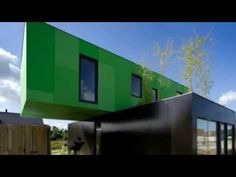 TRICKED-OUT SHIPPING CONTAINER HOMES : Crossbox House, by CG Architectes - http://www.eightynine10studios.com/tricked-out-shipping-container-homes-crossbox-house-by-cg-architectes/