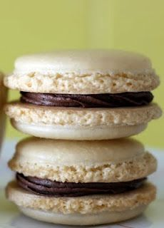 Macaroon recipe with tips & tricks, and buttercream filling recipe