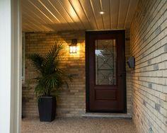 Modern Front Doors Outdoor Design Ideas, Remodels & Photos