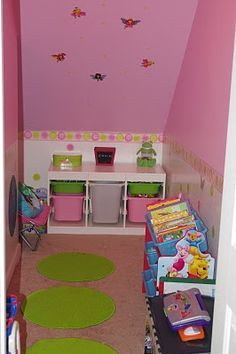 Under steps play room - Google Search