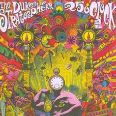 The Dukes Of Stratosphere - 25 O'Clock - LP