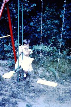 Baker Kids 1954-65 Leslie