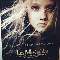 Work has commenced on the Les Misérables campaign for 2013
