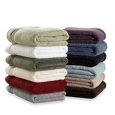 Microdry® Cotton Bath Towels. Softest towels ever.