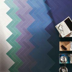 "Vibration 10X30/4""X12"" White, Mint, Purple, Blue, Dark Blue"