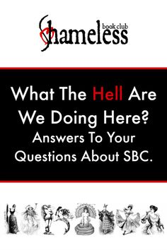 What the hell is Shameless Book Club doing here? Find out here & enter to win one of two $20 Amazon gift cards!