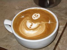 30 exemplos incríveis de arte no café expresso - Latte Art - Amando Cozinhar - Receitas, dicas de culinária, decoração e muito mais!