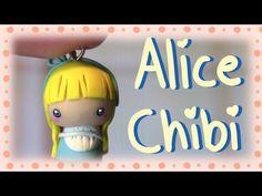 Alice in Wonderland Chibi: Polymer Clay Tutorial
