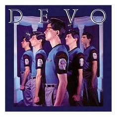 "Devo ""New Traditionalists"" Vinyl original & sleeve NM Vinyl Music, Lp Vinyl, Vinyl Records, 80s Album Covers, Classic Album Covers, Album Releases, New Theme, Sound & Vision, Jukebox"