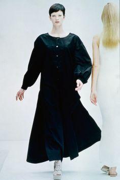 Prada Spring 1993 Ready-to-Wear Fashion Show - Kristen McMenamy
