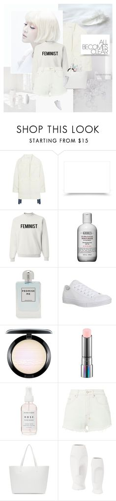 """All becomes clear"" by rainie-minnie ❤ liked on Polyvore featuring Universal, Sonia Rykiel, Aéropostale, Converse, MAC Cosmetics, Ksubi, Mansur Gavriel and LSA International"