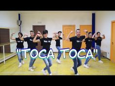 """Joey&Rina """" Toca Toca looks fun. Line Dance, Brain Gym For Kids, Zumba Routines, Dance Choreography Videos, Zumba Fitness, Kids Party Games, Learn To Dance, Pilates, Music Lessons"""