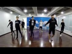 EXO 'Love Me Right' mirrored Dance Practice - YouTube