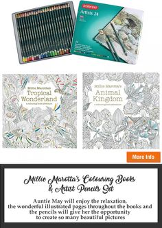 Day18CountdownChristmas_20 Millie Marotta Colouring books
