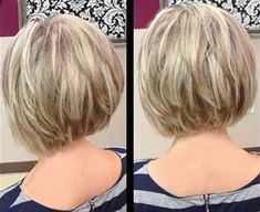super hot short stacked bob hairstyles for women hairstyle tips short stacked layered bob hairstyles Bob Inverted) Inverted Bob Haircuts, Bob Hairstyles For Thick, 2015 Hairstyles, Medium Hairstyles, Stacked Haircuts, Layered Hairstyles, Pixie Haircuts, Celebrity Hairstyles, Trendy Hairstyles