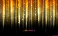 Colours of Gold wallpaper