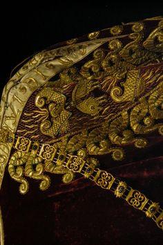 Golden Fleece Order, collar, 1517, by Franz Hubmann (the Netherlands), Hofburg, Vienna. 03