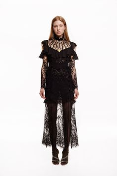 Alessandra Rich Fall 2016 Ready-to-Wear Fashion Show  http://www.theclosetfeminist.ca/   http://www.vogue.com/fashion-shows/fall-2016-ready-to-wear/alessandra-rich/slideshow/collection#15