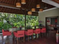 Villa Asta - Dining area