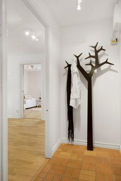 swedese tree hanger hallway