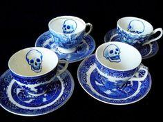 Badass tea cups!
