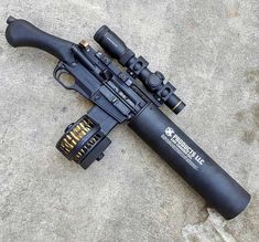 Survival Tips And Strategies For Household Stuff Weapons Guns, Guns And Ammo, Rifles, Apocalypse, Armas Airsoft, Concept Weapons, Custom Guns, Military Guns, Cool Guns
