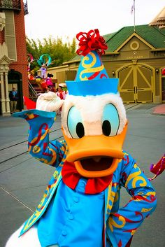 Donald Duck by abelle2, via Flickr