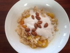 yoghurt | quinces and kale