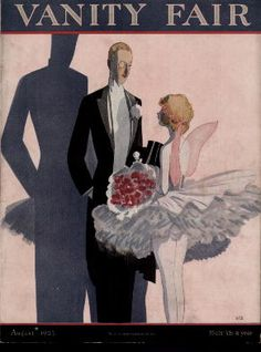 VANITY FAIR COVER  by BENITO  One of the great ART DECO artists