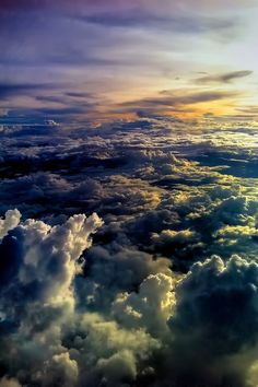 Clouds Over Aceh
