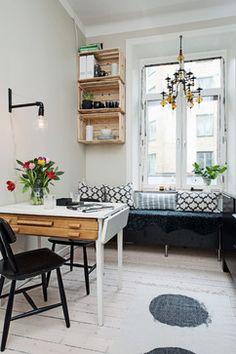 14 idéer: Sådan får du plads til alt i din lille lejlighed – Ekstra Bladet