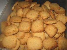 Cookies recipe in south africa - Food fast recipes Best Sugar Cookie Recipe, Best Sugar Cookies, Easy Cookie Recipes, Dessert Recipes, South African Desserts, South African Dishes, South African Recipes, Biscuit Recipe, International Recipes
