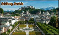 Top Day Trips From Munich - Salzburg