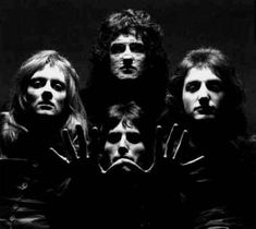 Queen, my music idols