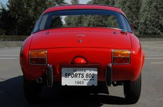 Toyota Sports 800, 1965. Maintenance/restoration of old/vintage vehicles: the material for new cogs/casters/gears/pads could be cast polyamide which I (Cast polyamide) can produce. My contact: tatjana.alic@windowslive.com