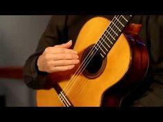 6. AMI Arpeggio Pattern for Classical Guitar (technique lesson) - YouTube