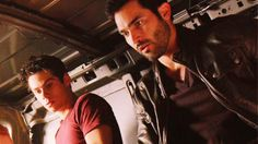 Stiles and Derek Teen Wolf 4, Stiles, Fictional Characters, Fantasy Characters